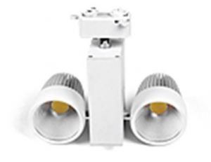 China MWD-10212 2X30W Track Light COB LED Tracklights on sale