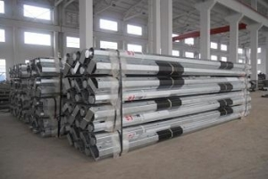 China electric pole on sale