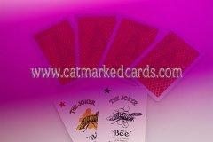 China Bee Marked Plastic Cards on sale