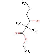 China 000216 3-hydroxy-2,2-diMethyl-hexanoic acid ethyl ester on sale
