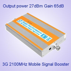 China 27dBm 2100MHz Signal Booster AGC ALC on sale