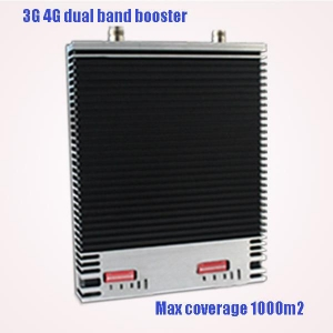 China 850 1800 dual band repeater mobile signal booster on sale