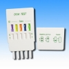 China Drug of Abuse Test DOA-U05Multi-drug 5 in 1 Test Panel DOA-U05 for sale