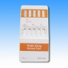 China Drug of Abuse Test DOA-U10Multi-drug 10 in 1 Test Panel DOA-U10 for sale