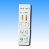 China Drug of Abuse Test DOA-U02Multi-drug 2 in 1 Test Panel DOA-U02 for sale