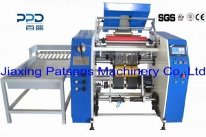 China Fully Automatic Cling Film Rewinding Machine on sale