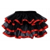 China Sexy Corsets Item No.AME3704 red skirt for sale