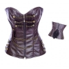 China Sexy Corsets Item No.am2854 leather corset for sale