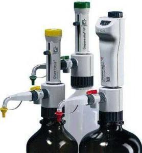 China 4700171 Dispensette III, adjustable cursor 10-100 ml bottle dispenser on sale