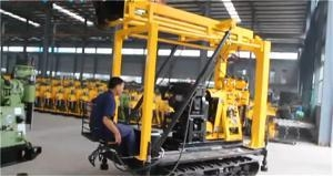 China 200m Vehicle-mounted Drilling Rig on sale
