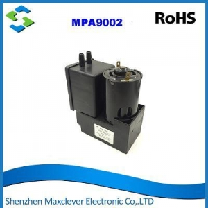 China MPA9002 Membrane Vacuum Pump Brush DC Motor on sale