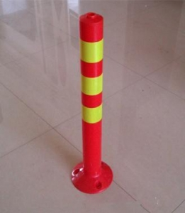 China Flexible warning post with customized size on sale