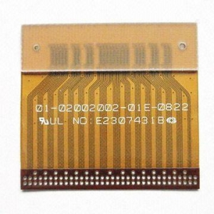 China OEM Polyimide LCD Display FPC on sale