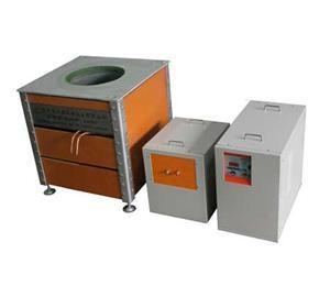 China Energy saving molten gold machine 1 g ~ 8 kg on sale