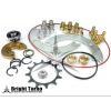 China FOR T3 T4 T3T4 T04E T04B turbo turbocharger Repair Service Rebuild Kit kits AK for sale