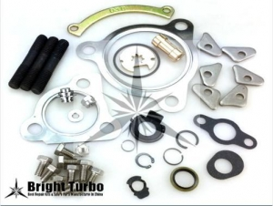 China turbo rebuild repair kit kkk k04 k03 turbo charger repair kit for volkswagen Golf Audi Bora Soda on sale