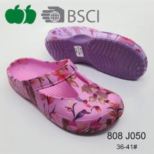 China Lightweight Ladies Fashion Summer Garden Clogs Slipper on sale