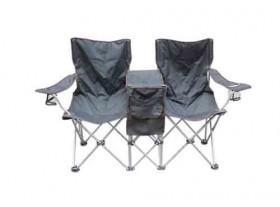China Aluminum outdoor camping chair on sale