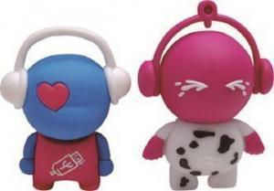 China Custom Design Music Man USB Flash Disk for Promotional Gift on sale