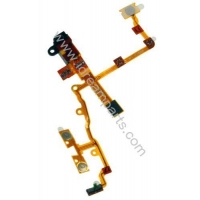 China iPhone 3GS Headphone Jack Power Volumn Flex Cable on sale