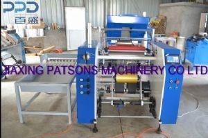 China PVC cling film catering roll winder on sale
