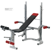 Weight Loss Exercises Bench Equipment Machines Strong Steel Frame Stable Foldable JF-7002