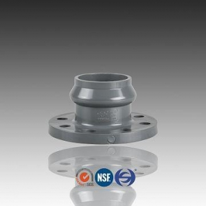 China PVC Faucet Flange For Connection on sale