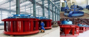 China Axial Flow Turbine on sale