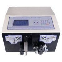 China Flat Dual Core Wire Stripping and Cutting machine on sale