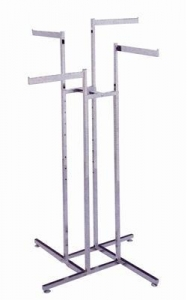 "China 4-ARM RACK WITH 1/2"" x 1-1/2"" RECT. TUBING ARMS on sale"