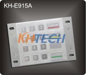 China Metal encryption keypad on sale