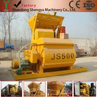 China JS500 Concrete Mixer on sale