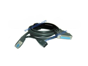 China DB25 Female to HDB15 Female+AUDI-2Pin Cable P/N:ZT-R-025 on sale