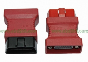 China DB15 Female to OBD2 Male Adapter P/N:ZT-RA-023 on sale