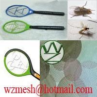 China Electric-mosquito-racket-mesh on sale
