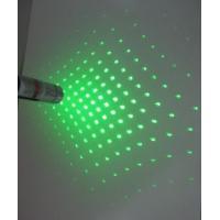 Green laser star