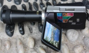 China Telescope digital camcorder on sale