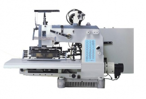 China ESSM Series: Computer Controlled Programmable Shirring Smocking Machine (No Bottom Thread) on sale