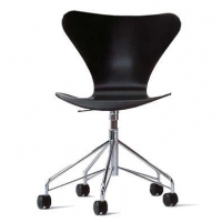 Arne Jacobsen-series 7 swivel side chair - color