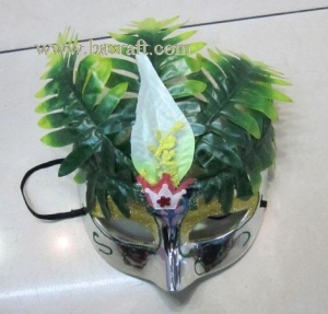 China bsm202 feather mask/halloween mask/decorative mask with handle/holiday mask/masquerade mask on sale