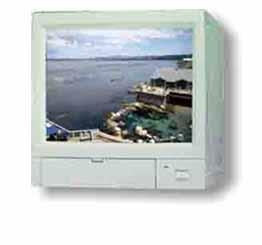 China 9/15/17 Video Surveillance Color CRT Monitor on sale