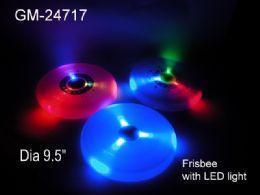 China GM-24717 PE FRISBEE WITH SHINE LED LIGHT on sale