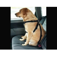 Pet travel security products Item:dog safety harness