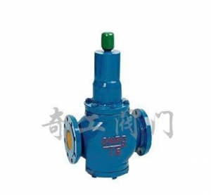 China Membrane type relief pressure valve of Model Y410 on sale