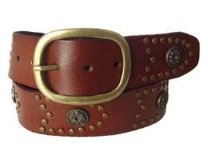 China Women'sStudded Jean Belt on sale