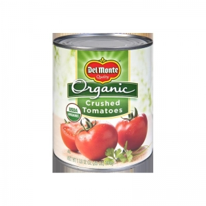 China Organic Crushed Tomatoes on sale
