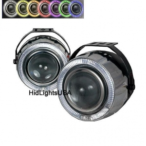 China Universal Halo Fog Light Projector 7 Colors on sale