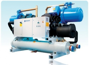 China EKSC Screw Water-cooled Chiller (Heat Recovery) Unit on sale