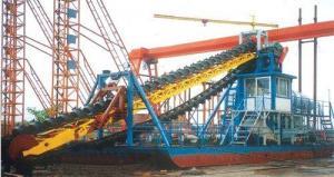 China Gold Panning Ship on sale