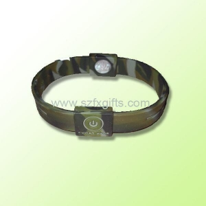 China Silicone Bracelets and Necklaces on sale